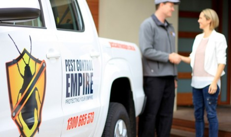 Pest Control for Rental Properties