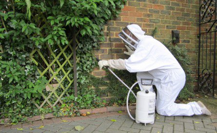 Wearing Protective Equipment | Pest Control Empire